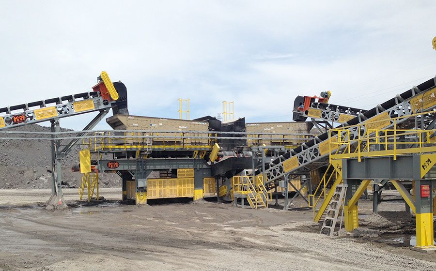 Turn-key Solutions for Aggregates, Mining, Industrial and Recylcing Industries