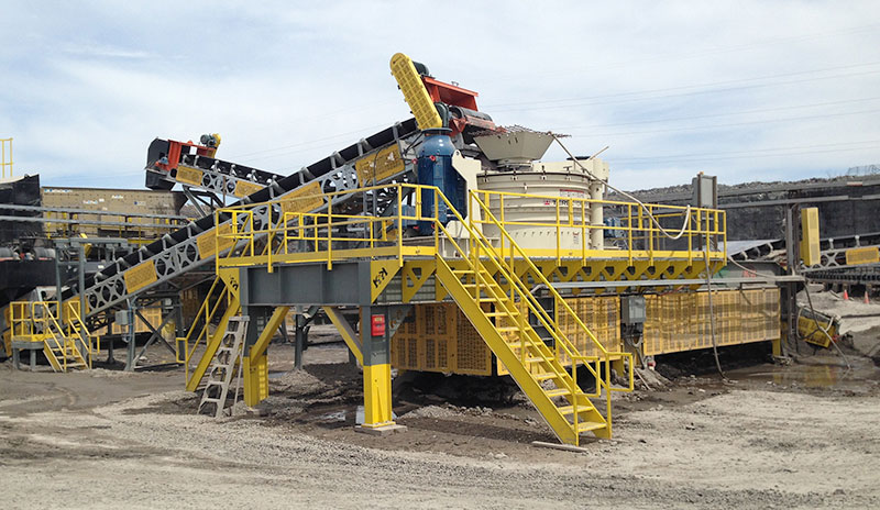 Portable Equipment - Crushing