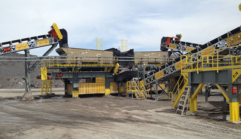 Portable Equipment - Screen Plants